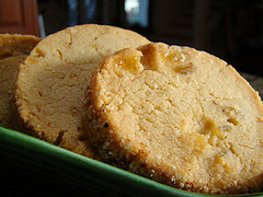 Image of Almond Cookie Slices, Recipe Key