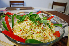 Image of Apple Coleslaw, Recipe Key