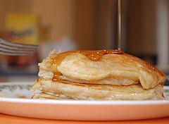 Image of Apple Pancake, Recipe Key