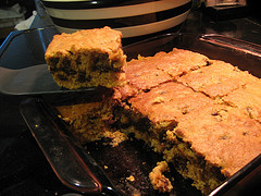 Image of Applesauce Bar Cookies, Recipe Key