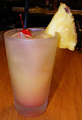 Image of Bahama Mama, Recipe Key