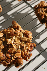 Image of Granola Cookies, Recipe Key