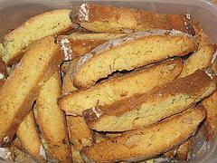 Image of Homemade Biscotti, Recipe Key