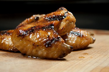 Mustard Wings Recipe
