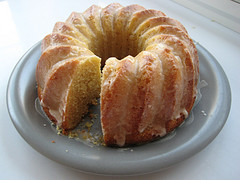 Image of Lemon Pound Cake, Recipe Key