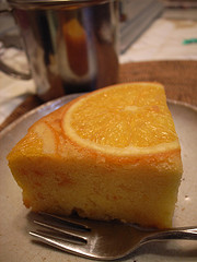 Image of Orange Cake, Recipe Key
