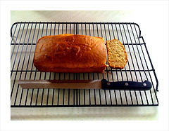 Image of Orange Cranberry Bread, Recipe Key