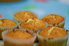 Image of Orange Muffins, Recipe Key