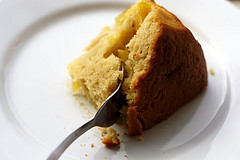 Image of Orange Pound Cake, Recipe Key