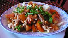Image of Pork Cashew Stir Fry, Recipe Key