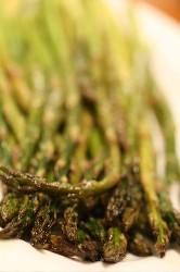 Image of Slow Roasted Asparagus, Recipe Key