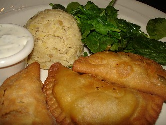 Image of Spinach Empanadas, Recipe Key