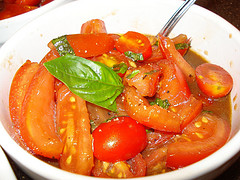 Image of Tomato Salad, Recipe Key