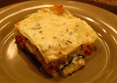 Image of Zucchini Lasagne, Recipe Key