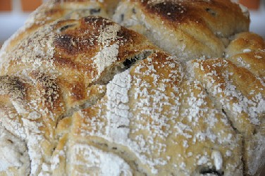 Image of Olive Bread, Recipe Key