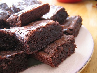 Image of Fudge Brownies, Recipe Key