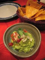 Image of Guacamole Dip, Recipe Key