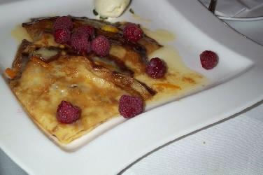 Image of Lemon Crepes Suzette Sauce, Recipe Key