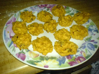 Image of Pumpkin Cookies, Recipe Key
