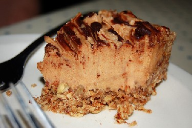 Image of Peanut Butter Chocolate Pie, Recipe Key
