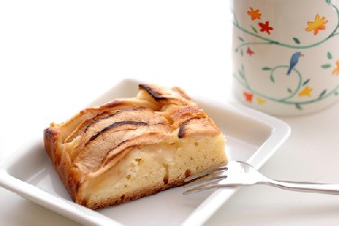 Image of Kerry Apple Cake, Recipe Key