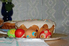 Image of Russian Easter Bread, Recipe Key