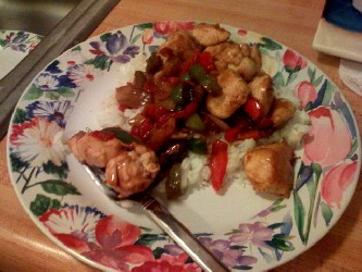 Image of Kung Pao Chicken, Recipe Key