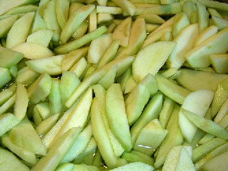 Image of Granny Smith Apple Pie, Recipe Key