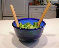 Image of Lauren's Special Caesar Salad, Recipe Key
