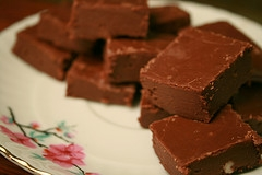 A 2-Minute Fudge