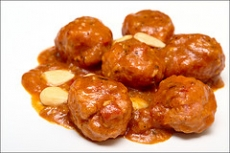 Albondigas Meat Balls