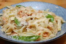 Alfredo Sauce (Heavy Cream)