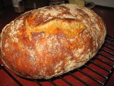 All Bran Bread
