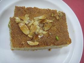 Almond  Falafel