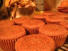 Almond-Poppy Muffins