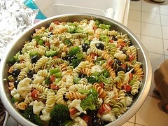 American Pasta Salad