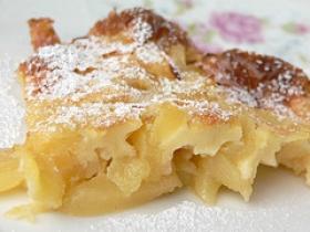Apfelpfannkuchen (Apple Pancakes)