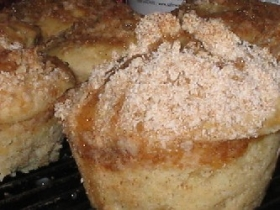 Apple Cider Bread or Muffins