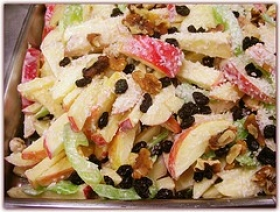Apple-Pecan Salad