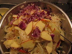 Apple Slaw