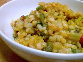 Arroz Verde (Green Rice)