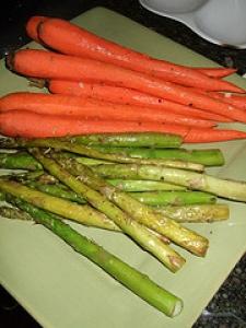 Asparagus Braise