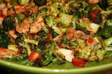 Autumn Broccoli Salad