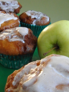 Baked Apple Fritters