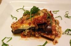 Baked Eggplant Casseroles