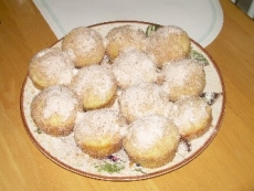 Baked French Doughnuts