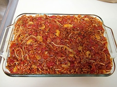 Baked Spaghetti