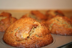 Banana Nut Muffins