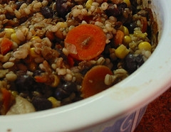 Barley Mushroom Casserole
