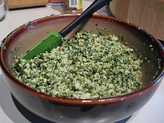 Basil Pesto Spread
